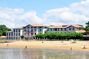 HOSSEGOR - Demi-pension en Village Vacances
