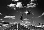 SEJOUR BMX FREERIDE 10 Jours - Aquitaine - 11-17 ans