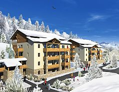 LOCATION - LES ANGLES - Les Chalets de l'Isard