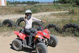 SEJOUR QUAD EN ARDECHE - 7 jours - Ardèche - 13-17 ans