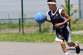 SEJOUR SUMMER BASKET CAMP - 7 jours - Poitiers - 8-17 ans