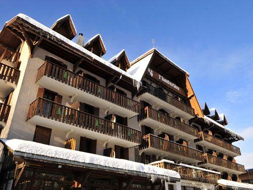 S jour ski en village vacances morzine pension compl te for Vacances pension complete