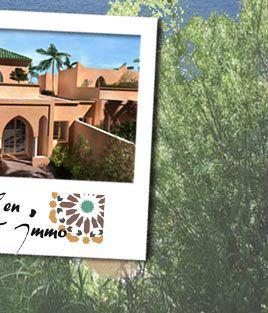 L'immobilier en toute serenite au Maroc